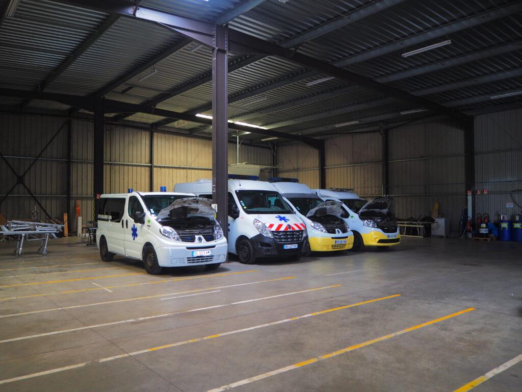 DEROSSI PROMUT Flotte véhicules