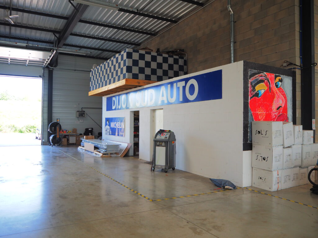 DEROSSI PROMUT Garage