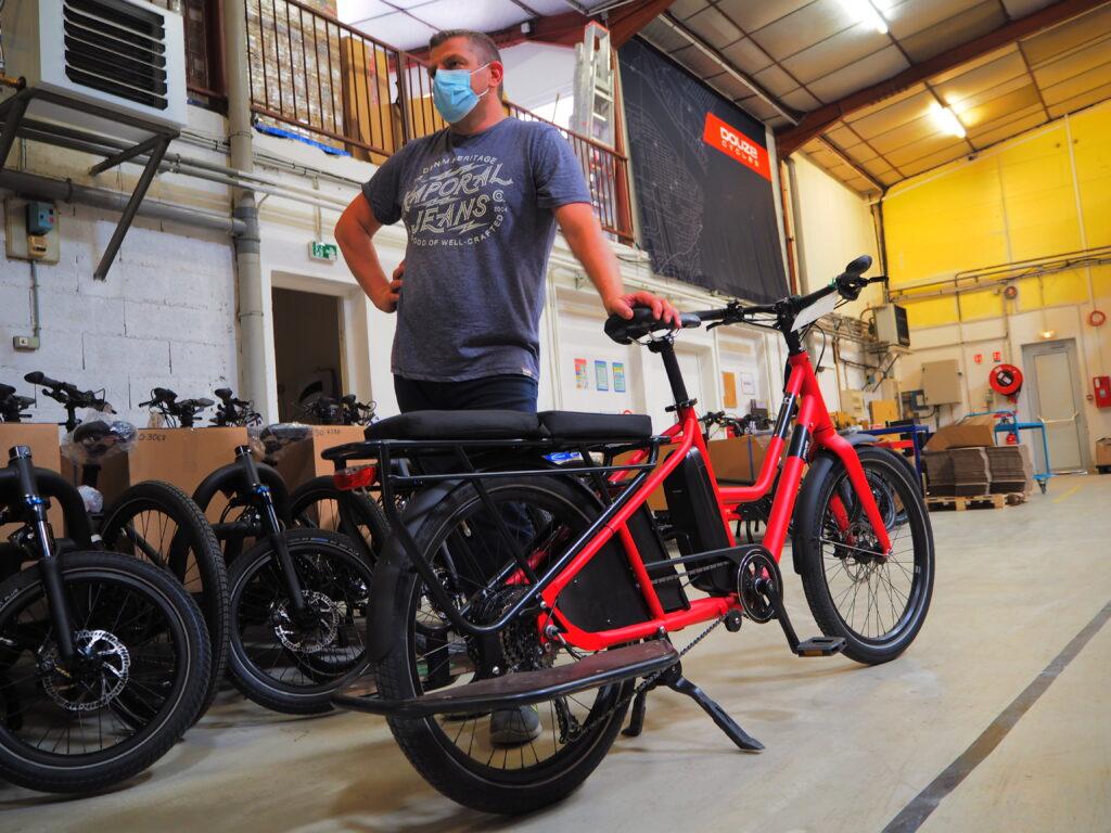 DOUZE CYCLE - Partenariat PROMUT - CHENOVE LONGVIC